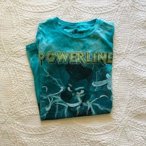 Disney Powerline T-shirt XL A Goofy Movie